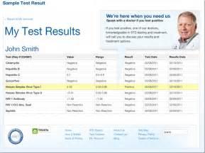 Std Testing Std Test Express Reviews 25 Coupon