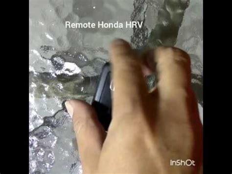 Baterai Remote Mobil Avanza mengganti baterai remote mobil honda hrv how to replace