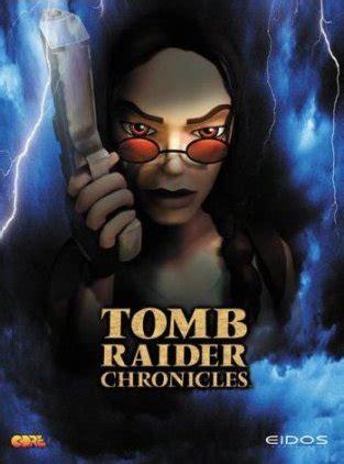 tomb raider chronicles windows mac ps dc game mod db