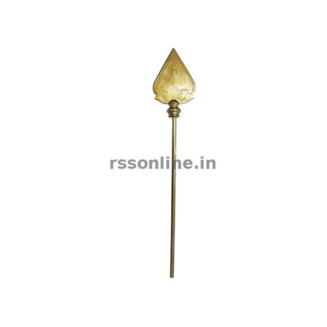 Decorative Garlands Home buy online brass vel lord murugan weapon temple items