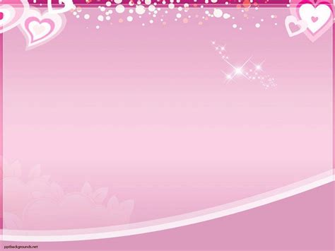 love pink themes backgrounds style powerpoint 2016 color pink wallpaper cave