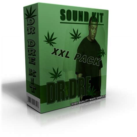 Dr Dre Detox Drum Kit by Dr Dre Drum Kits Pack Sound Design Elements