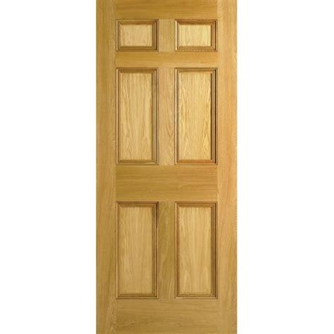 Paneled Door by Oak Doors 6 Panel Oak Door