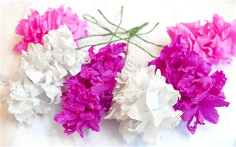 How To Make Crate Paper Flowers - 17 stunning how to make paper flowers tutorials