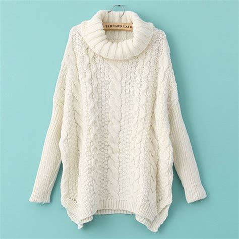 Grxjy560517 European Style High Collar Color Knit