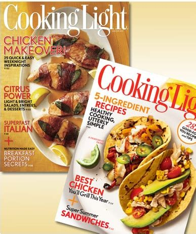 how to cancel cooking light magazine cooking light magazine 15 for 2 years my frugal adventures