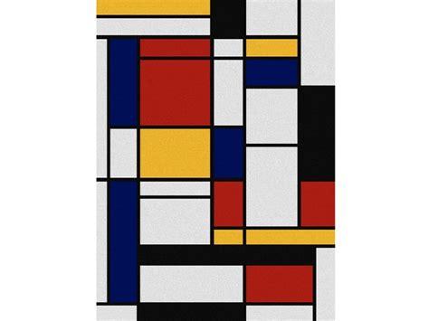 Geometric Design Rugs The De Stijl Influence Style Syllabus
