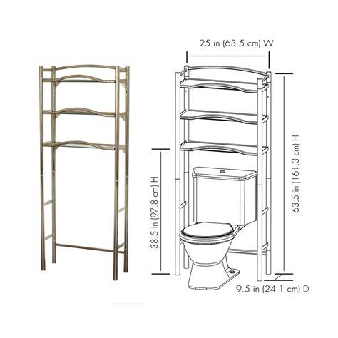 brushed nickel bathroom shelving unit brushed nickel bathroom shelving unit 28 images buy