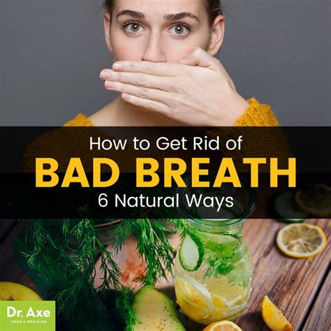 how to get rid of bad breath for good beauty insider org how to get rid of bad breath in 4 simple steps dr axe