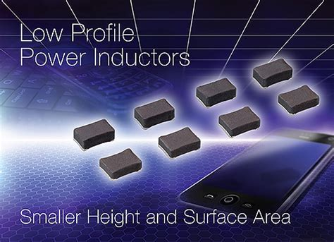 taiyo yuden power inductors compact low profile power inductors from taiyo yuden