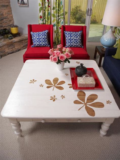 different ways to paint a table 22 clever ways to repurpose furniture diy home decor and