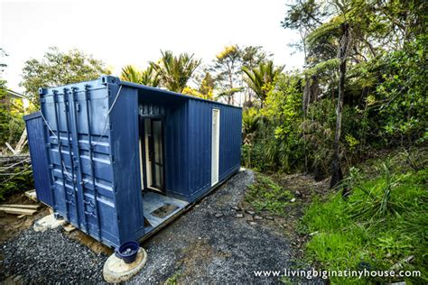 Container Home Designs New Zealand 20 Shipping Container Home In New Zealand
