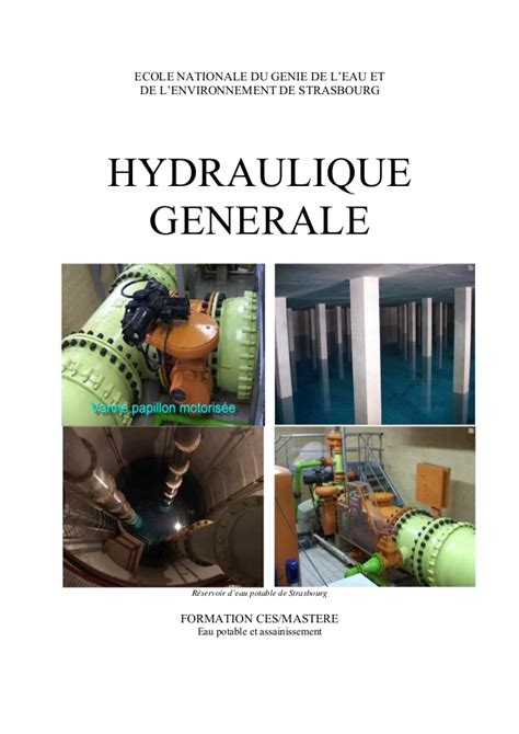 design guidelines mepa cours hydraulique generale mepa