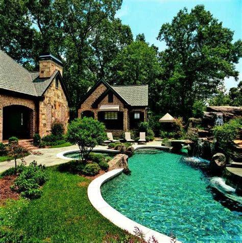 nice backyards swimming pool pools pinterest