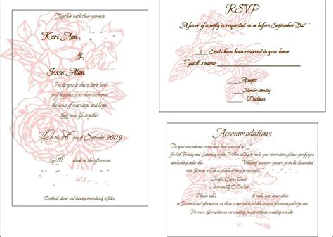 wedding invitation inserts with astounding ideas insert cards for
