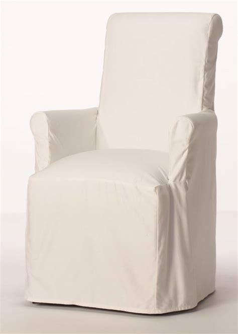 dining room arm chair slipcovers purity arm chair slipcover customize style fabric