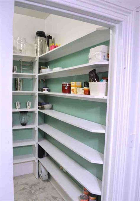 diy pantry shelves decor ideasdecor ideas