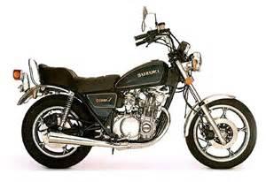 1980 Suzuki Gs 550 Suzuki Models 1980 Page 1