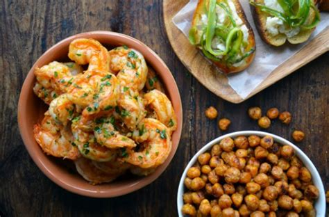printable tapas recipes hosting the ultimate tapas party the kitchenthusiast
