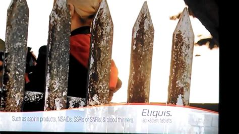 eliquis youtube eliquis commercial with sophia youtube
