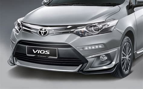 2016 Toyota Vios 1 5 G Mt Trd 2016 toyota vios revealed now available to order malaysia