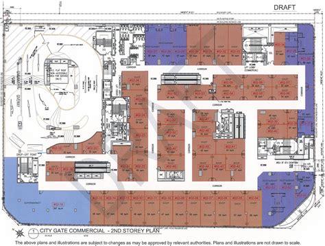 supermarket floor plan citygate floor plan city gate condo shops floor plans