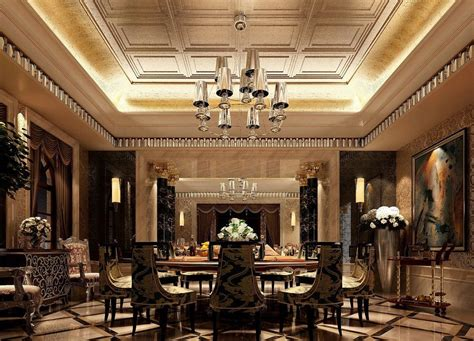 Dining rooms with