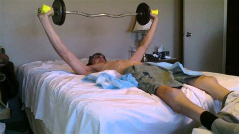 can you bench press with a curl bar wheelchair style face up lying in bed press using ez