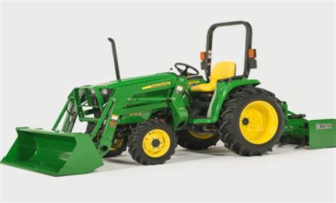 3032e 4x4 tractor package includes