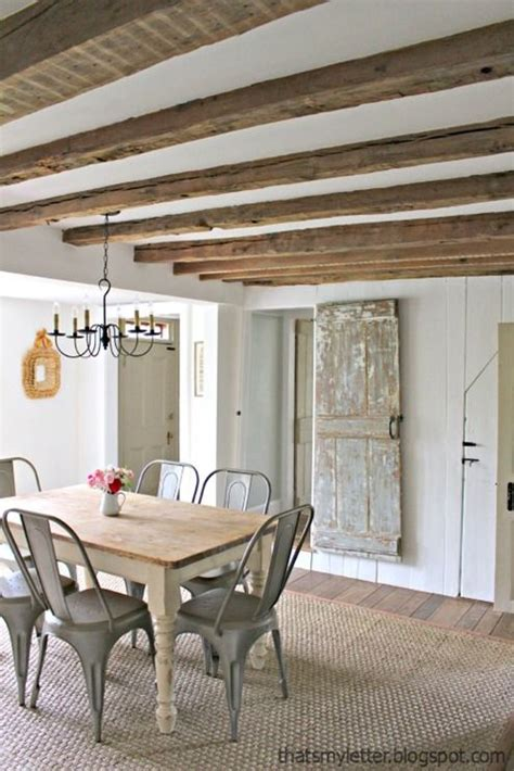 Exposed Wood Beams | exposed wood beams house call pinterest