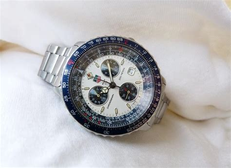 Jam Tangan Pilot Quartz jam tangan for sale tag heuer pilot chronograph quartz sold