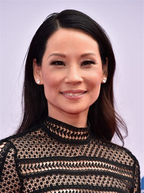 lucy liu straight hair the glossiest a list styles instyle uk lucy liu long straight cut long hairstyles lookbook