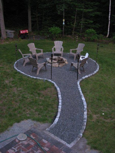 cool diy backyard fire pit ideas  comfy seating area