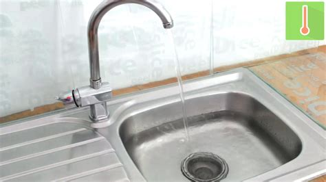 Unclogging A Kitchen Sink With Standing Water   Unclogging
