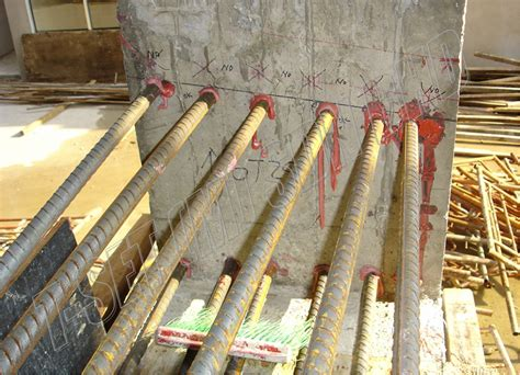 How To Grout by Planting Fix Anchor Bolts Or Rebar T Set M Sdn Bhd
