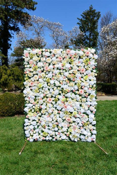 Flower Backdrop Wedding Uk by 48 Ideias Criativas De Backdrops E 233 Is Flores Para