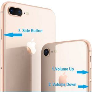 iphone   iphone   hard reboot button combination