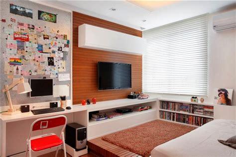 decoração apartamento solteiro quarto jovem by paula neder arquitetura home interior