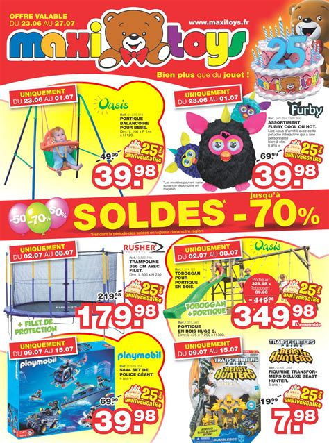 Balancoire Maxi Toys by Catalogue Maxitoys 23 Juin 27 Juillet 2014 Catalogue Az