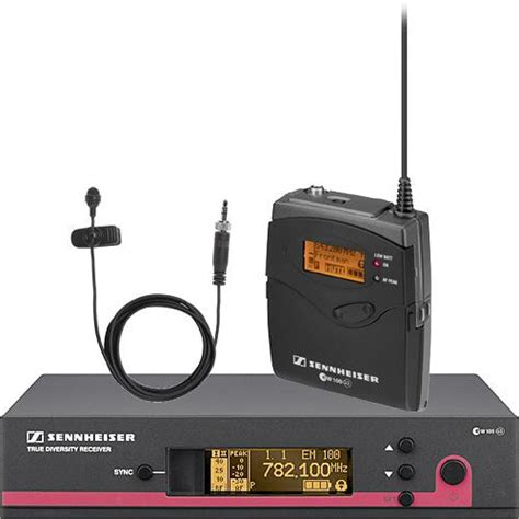 Sennheiser Ew 112 P G3 Me2 Clip On Wireless Senheiser sennheiser ew 112 g3 wireless bodypack microphone ew112g3 a b h