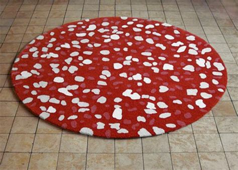 roter runder teppich runder teppich rot deutsche dekor 2017 kaufen