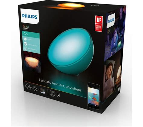 philips hue go l officeworks buy philips hue go portable wireless light free delivery