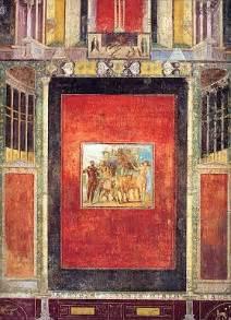 le tablinum civilisation romaine