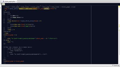 membuat menu dropdown dengan php mysql membuat pagination sederhana dengan php webhozz blog