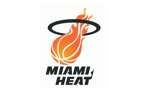 michael weinstein nba logo redesigns miami heat michael weinstein nba logo redesigns miami heat