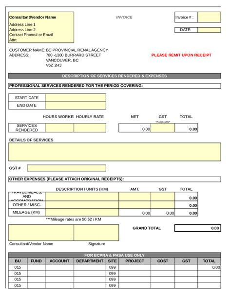ibeaa1ico proforma invoice sample