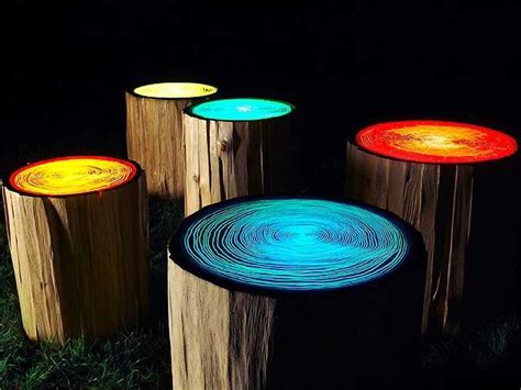 glow in the paint on wood 33 best glow in the table images on