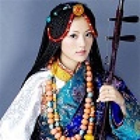 the people s princess yabshi pan rinzinwangmo top 8 most beautiful tibetan women photo gallery