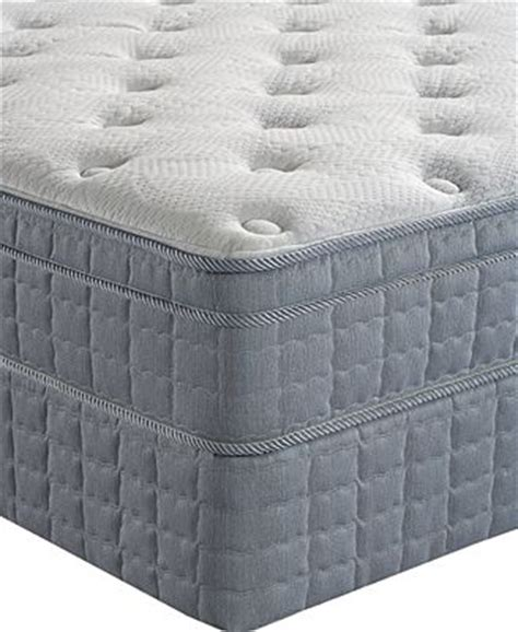 Serta Hton Bay Mattress by Serta Sleeper Majestic Bay Eurotop Cushion Firm