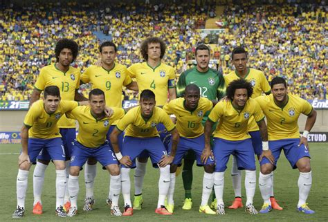 Brazil National Football Team National Team Brings In 13 New Players After